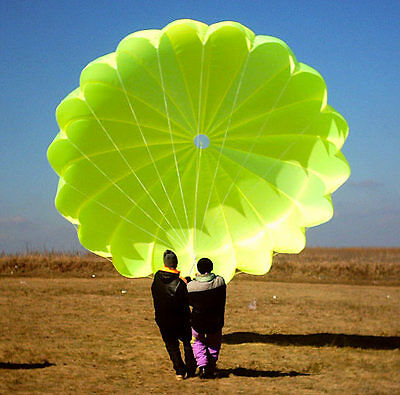NEW reserve emergency parachute rescue SC-68 for Tandem Paragliding Hang Gliding