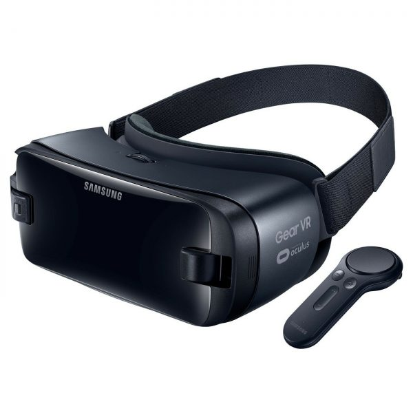Buy Best New Samsung Galaxy S9 S9 Plus Virtual Reality Gear VR Headset with Controller