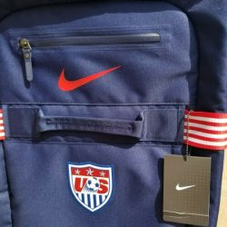 Buy Best Nike USA Soccer Luggage FIFTYONE49 Suitcase LIMITED 100% Authentic Brand New