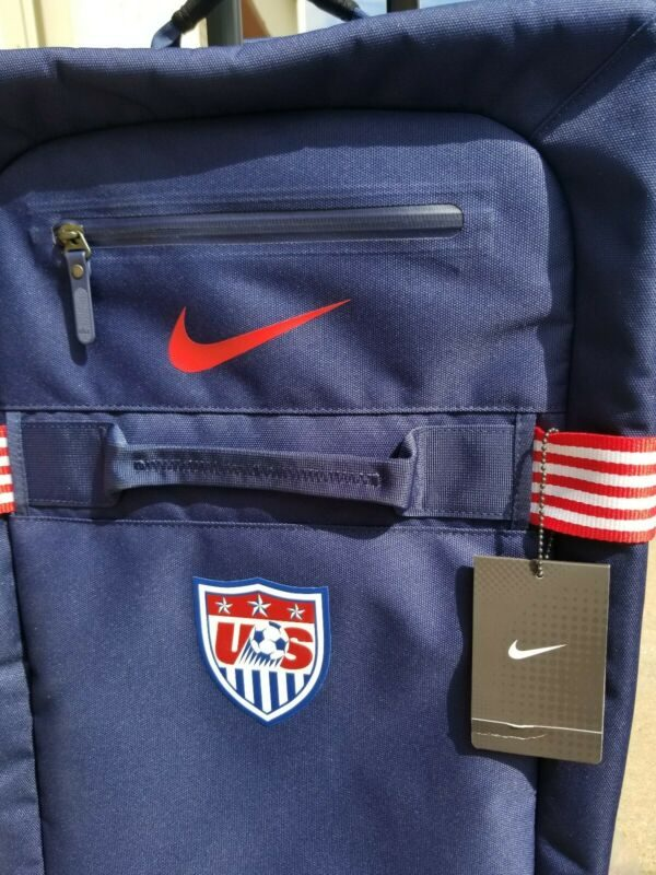Nike USA Soccer Luggage FIFTYONE49 Suitcase LIMITED 100% Authentic Brand New