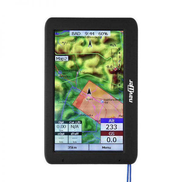 OUDIE 4 Basic Flight Instrument for Paragliding and Hang Gliding