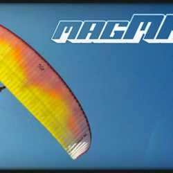 Buy Best Ozone MagMax 38 Tandem Power Glider for Paramotoring, PPG, Powered Paraglider