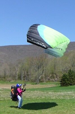Ozone Paraglider GROUNDHOG *kiting* *NEW* -  perfect to master ground-handling