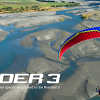Buy Best Ozone Spyder 3 Power Glider for Paramotoring, PPG, Powered Paraglider