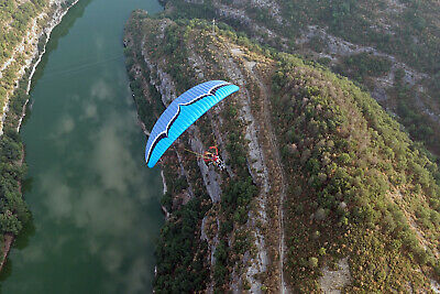 Ozone Triox 34 PPG Trike Power Glider for Paramotoring, PPG, Powered Paraglider