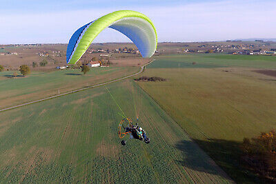 Ozone Triox 38 PPG Trike Power Glider for Paramotoring, PPG, Powered Paraglider