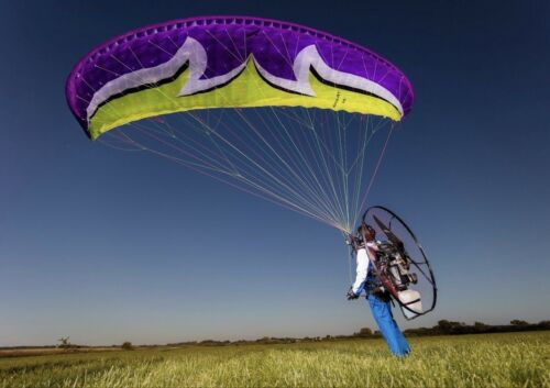 Powered Paraglider Training MIDWEST TRAINING CENTER