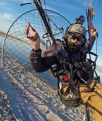 Pro-Pulse 185 Vittorazi Moster Plus Powered Paraglider PPG  2018