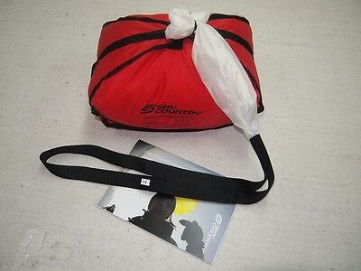 Buy Best Reserve emergency parachute rescue SC-41 Paragliding in neopren container cockpi