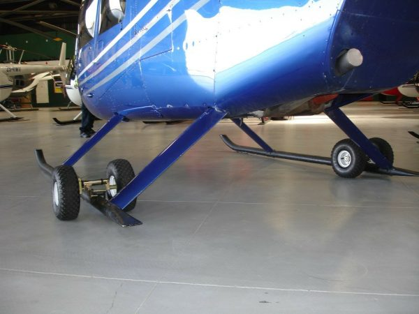 Robinson Ground Handling Wheels.