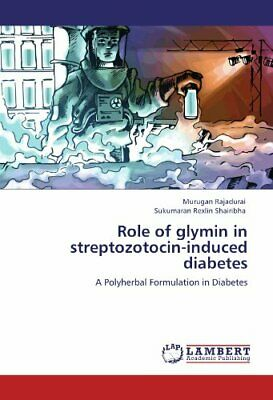 Role of glymin in streptozotocin-induced diabetes