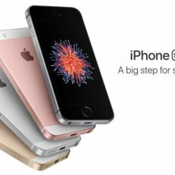 "*Sealed in Box*  Apple iPhone SE - 16/64GB 4.0"" Unlocked Smartphone"