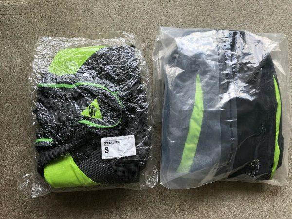 Supair Radical 3 paragliding harness, airbag & rucksack,  front container  NEW