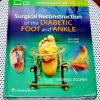 Surgical Reconstruction of the Diabetic Foot & Ankle HARDCOVER Zgonis NEW SEALED