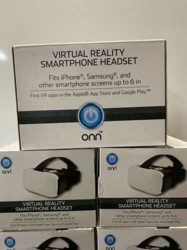 Virtual Reality Smartphone Headset/AR/VR Lot