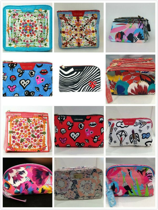 Buy Best Wholesale Lot of 100 x Cosmetic Makeup Bags
