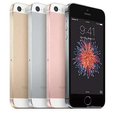 iPhone SE 16/32/64/128GB Apple Grey Pink Gold Silver Factory Unlocked Smartphone