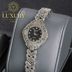 Buy Best Genuine Sycd Retro 925 Sterling Silver Vintage Thai Silver Bracelet Watches