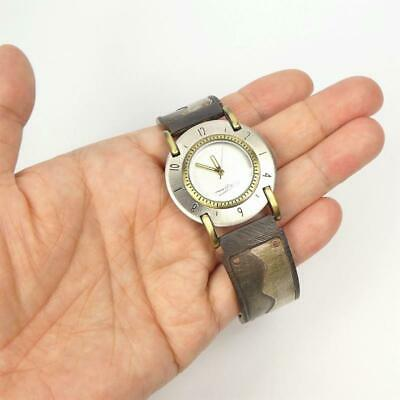 New in Box Watchcraft Eduardo Milieris Men Women Unisex Watch Wave Design Unique