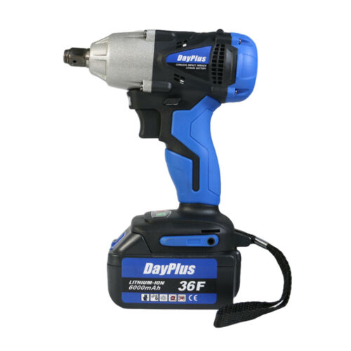 """Buy Best 18V 1/2"""" Electric Cordless Impact Wrench Industrial/Car repair Multiple Uses US"""