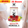 20X Weight Loss Morosil S Wink White Fat Burn Block Slimming Shape Tighten