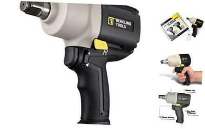"""Buy Best 2563T 3/4"""" HEAVY DUTY Pneumatic Impact Wrench - Air Powered, Twin Hammer, Compo"""