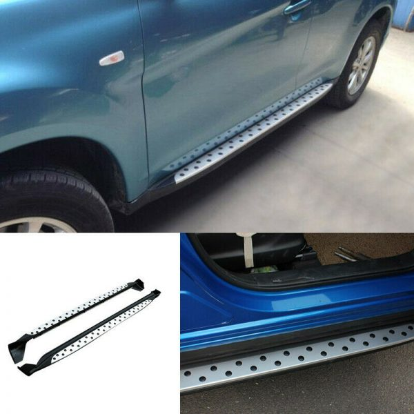 Buy Best 2PCS Auto Side Step Running Board Nerf Bar Car Pedal For Mitsubishi ASX 10-16