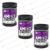 3 Pack – Optimum Nutrition Essential Amino Energy - Concord Grape (62 Servings)