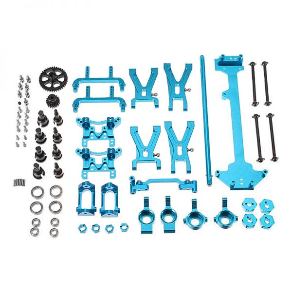 Buy Best 3X(Upgrade Metal Parts Kit for Wltoys A959 A979 A959B A979B 1/18 Rc Car Parts