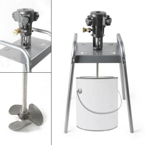 Buy Best 5Gallon/20L Pneumatic PlatformType PaintMixer Machine Ink Coating Mixing ToolNew