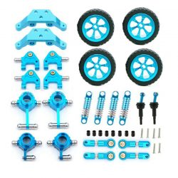 Buy Best 5X(RC Car Metal Upgrade Parts for Wltoys 1:28 K969 K989 RC Car Parts Remote G8W9