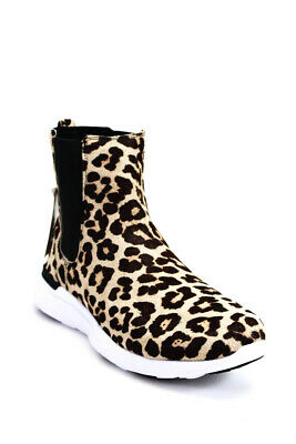 APL: Athletic Propulsion Labs Womens Techloom Chelsea Sneakers Beige Size 9.5