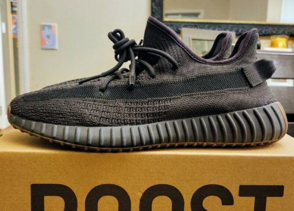 Adidas Yeezy Boost 350 V2 Cinder US Mens Size 11 - FY2903 - Non Reflective