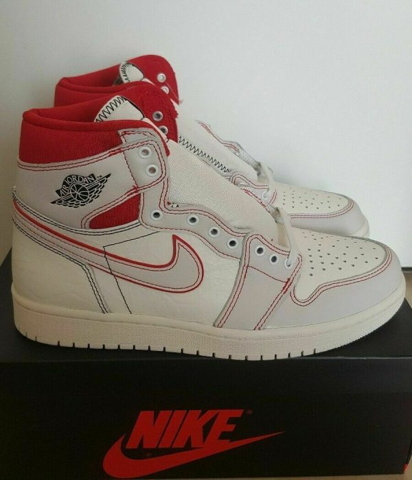 Air Jordan 1 Retro High OG Phantom US Size 10 Brand New -Deadstock- 555088-160