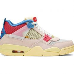 Air Jordan 4 Retro Union Guava Ice Size 10.5 Limited Edition. *CONFIRMED ORDER*