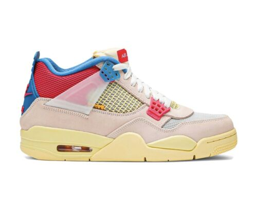 Buy Best Air Jordan 4 Retro Union Guava Ice Size 10.5 Limited Edition. *CONFIRMED ORDER*