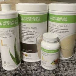 Buy Best BRAND NEW-HERBALIFE STARTER KIT-HEALTHY NUTRITION-WEIGHT LOSS-SHAKES-ALL FLAVORS