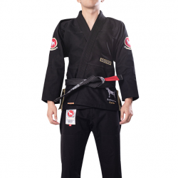 BULLTERRIER Jiu jitsu Gi BJJ Brazilian jiujitsu uniforms Limited Black