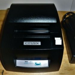Citizen CT-S310A (UBUBK) Thermal Receipt Printer - USB Port - Autocut