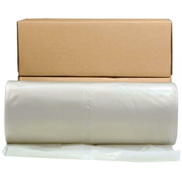 Buy Best Clear 6 Mil Plastic Sheeting For Diy And Construction Projects 28 Ft x 100 Ft