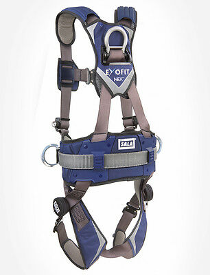 ExoFit NEX™ Construction Style Positioning Harness - New Size M.