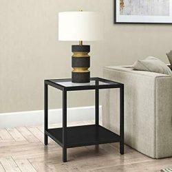 Henn&Hart Side Table 1 Black