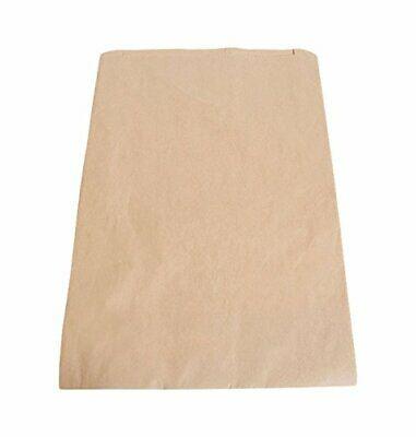"""Buy Best KC Store Fixtures 06054 Brown Kraft Paper Bag 14"""" x 3"""" x 21"""" Pack of 500"""