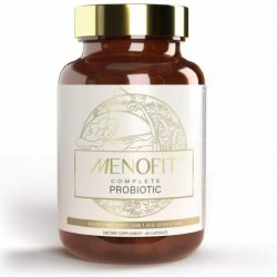 MenoFit Dietary Supplement for Menopause Relief - Natural Weight Management - He