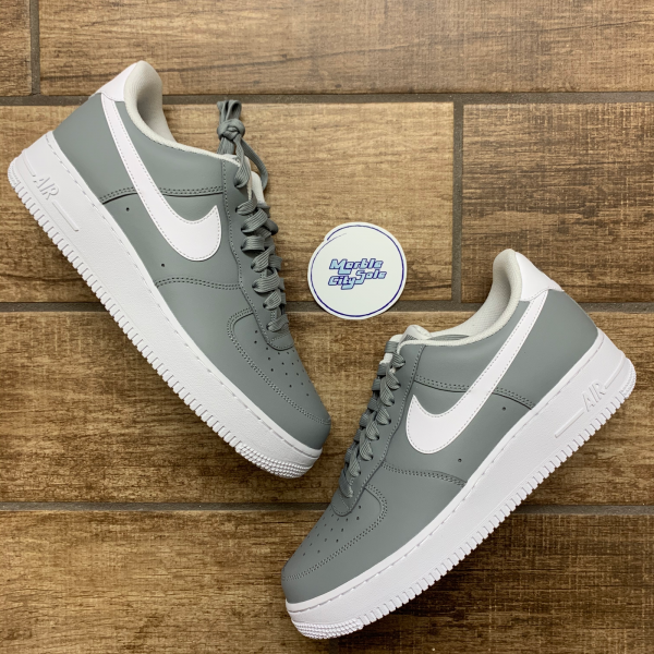 Buy Best Nike Men's Air Force 1 '07 Wolf Grey White CK7803-001 Sizes 9-13 Free Shipping