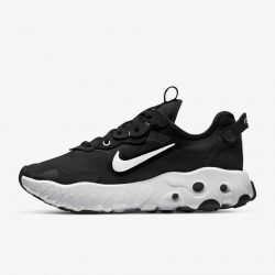 Nike React Art3mis Wmns Shoes CN8203-002 Black/Black/White