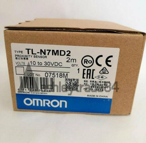 Buy Best ONE TL-N7MD2 OMRON Proximity Switch Inductive Sensor New