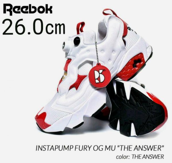 Buy Best Reebok Insta Pump Fury Og Mu US8.5