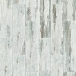 "Shaw CS82Z Fusion - 12"" x 48"" Rectangle Floor and Wall Tile - - Silver"