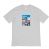 Supreme FW2020 Verify Tee Heather Grey XL / XLarge Confirmed Order